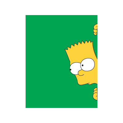 Bart Simpsons vector logo