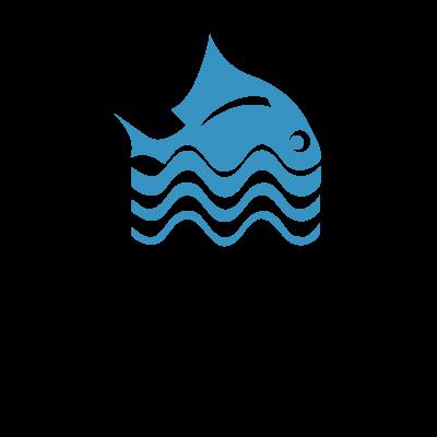 Bayside Fish Festival logo vector logo