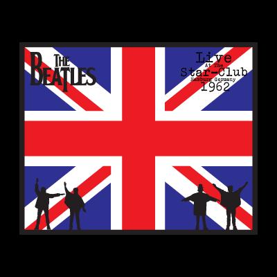 Beatles vector logo