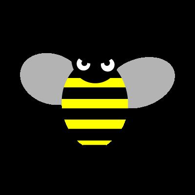 BEE-OTCH logo vector logo