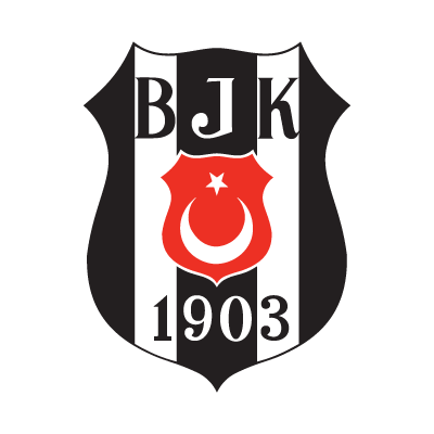 Besiktas JK logo vector logo