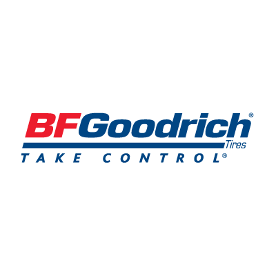BF Goodrich Tires logo vector logo
