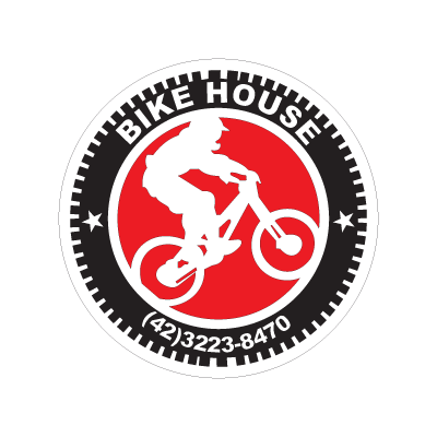 Bike House 2008 logo vector logo