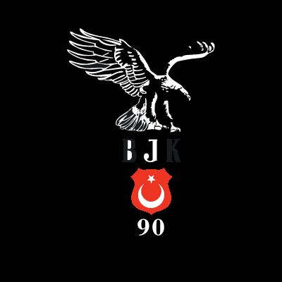 Bjk logo vector logo