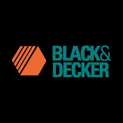 Black & Decker logo vector logo