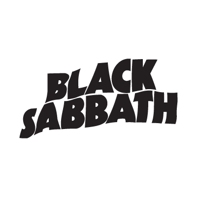 Black Sabbath Music logo vector logo
