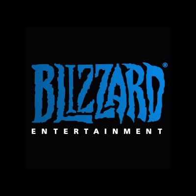 Blizzard Entertainment logo vector logo