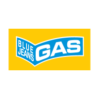 Blue Jeans Gas logo