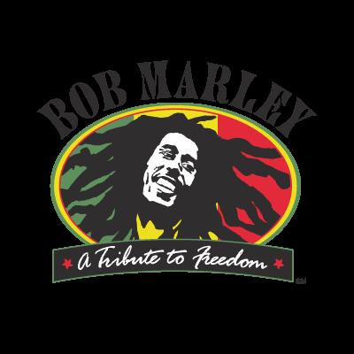 Bob Marley logo vector logo
