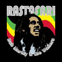 Bob Marley music vector