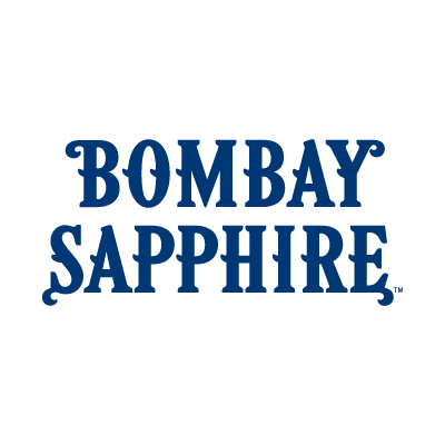 Bombay Sapphire logo vector logo