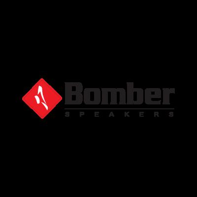 Bomber Speakers logo vector logo