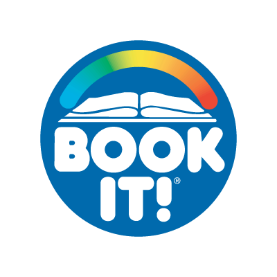Book It! logo vector logo