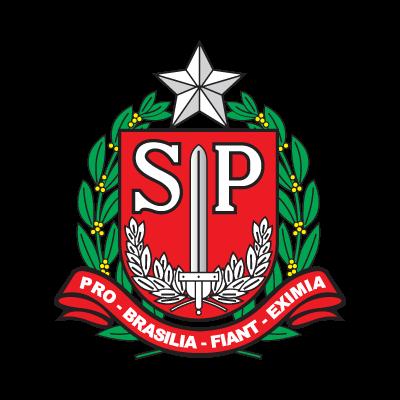 Brasao de Armas do Estado de Sao Paulo logo vector logo