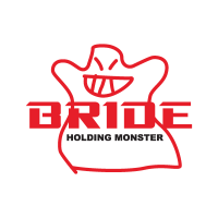 Bride Holding Monster logo