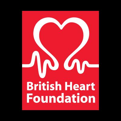 British Heart Foundation logo vector logo