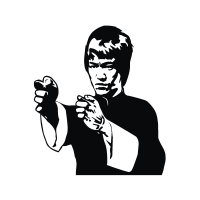 Bruce Lee vector