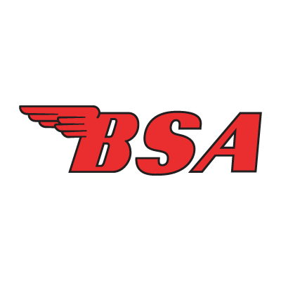 BSA logo vector logo