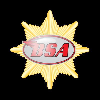 BSA Motorcycles logo vector