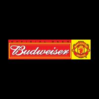 Budweiser Manchester United logo