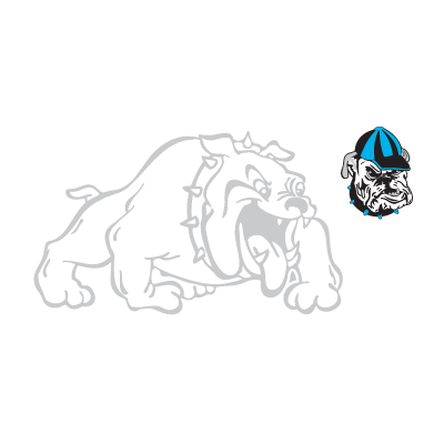 Bulldogs vector logo