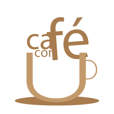 Cafe con Fe logo vector logo