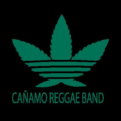 Canamo Reggae logo vector logo