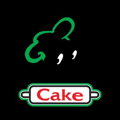 Candy Cake logo vector logo
