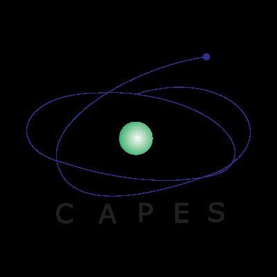 Capes logo vector logo