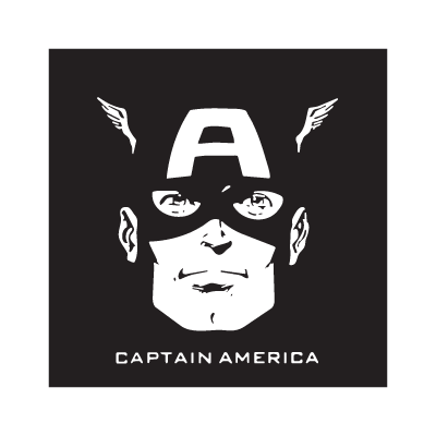 Captain America Arts vector logo