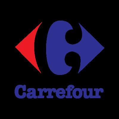 Carrefour logo vector logo