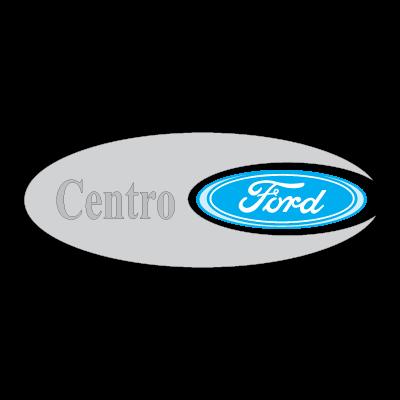 Centro Ford logo vector logo