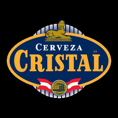 Cerveza Cristal logo vector logo
