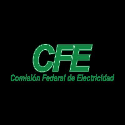 CFE logo vector logo