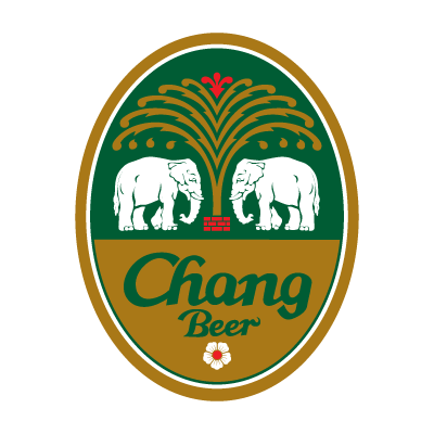 Chang Beer logo vector logo