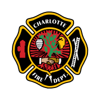 Charlotte Fire Department logo