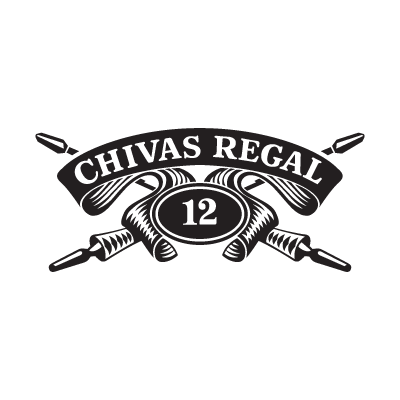 Chivas Regal Black logo vector logo