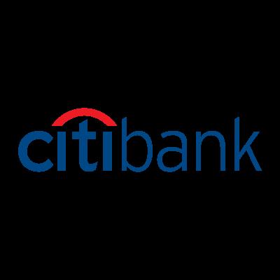 Citibank logo vector logo