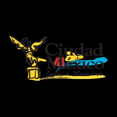 Ciudad de Mexico Capital en Movimiento logo vector logo