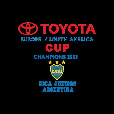 Club Atletico Boca Juniors logo vector logo