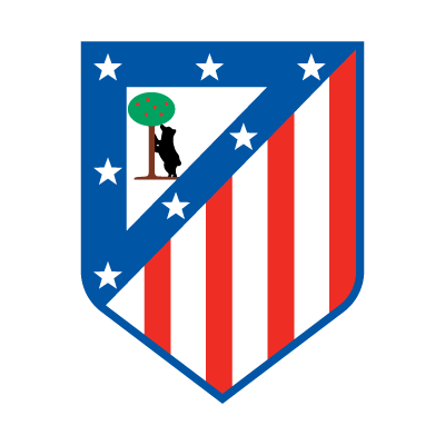 Club Atletico de Madrid logo vector logo