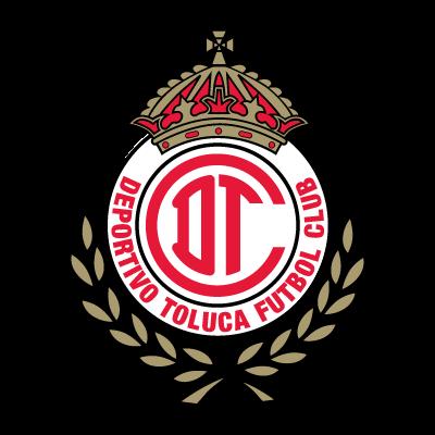Club deportivo toluca logo vector logo