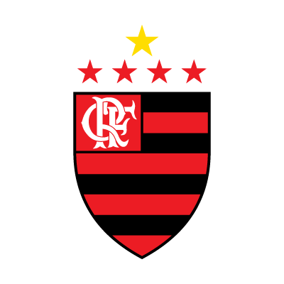 Clube de Regatas do Flamengo 2001-2004 logo vector logo