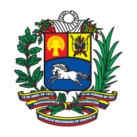 Coat of arms of Venezuela logo