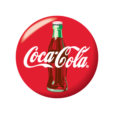 Coca-Cola Bottle logo vector logo