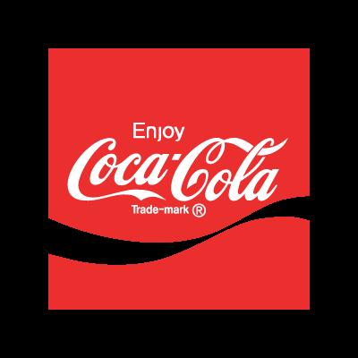 Coca-Cola Enjoy logo vector logo
