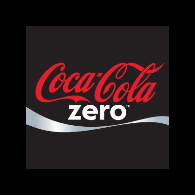 Coca-Cola Zero logo vector logo