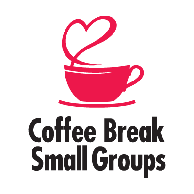 Coffee Break Small Groups logo vector logo