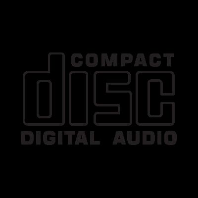 Compact Disc CD logo vector logo