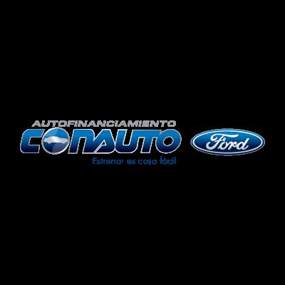 CONAUTO FORD logo vector logo